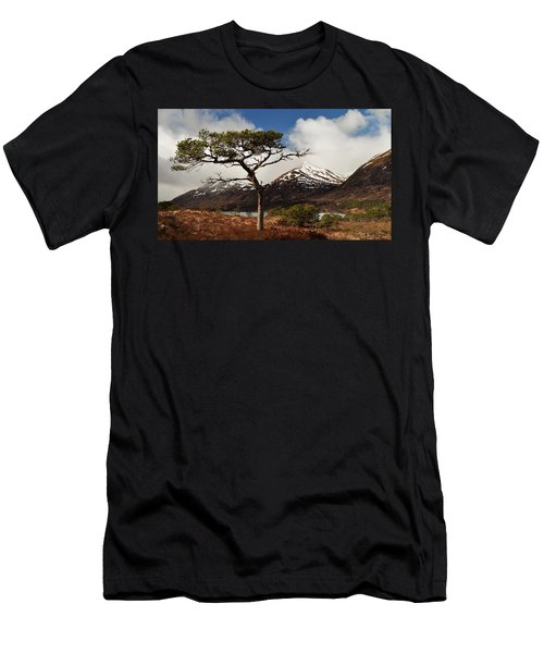 Glen Affric Men's T-Shirt (Athletic Fit)
