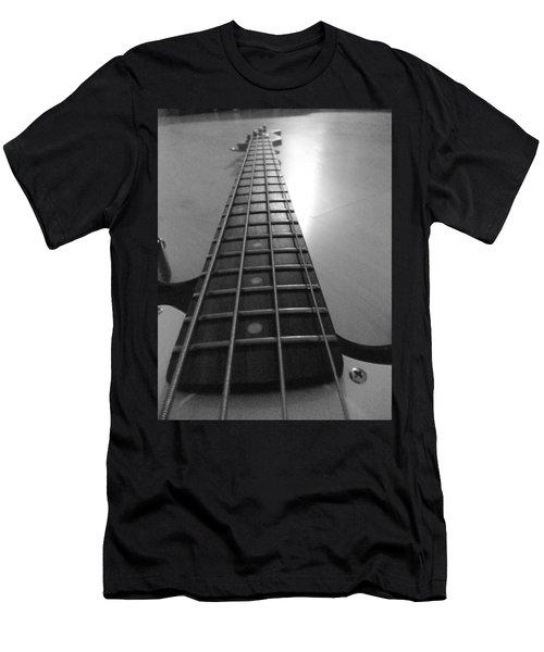 Guitar Men's T-Shirt (Athletic Fit)