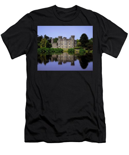 Johnstown Castle, Co Wexford, Ireland Men's T-Shirt (Slim Fit) by The Irish Image Collection