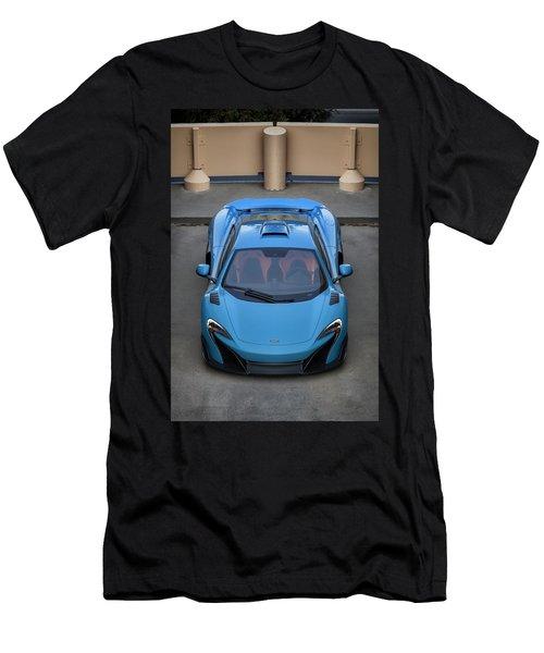 #mclaren #675lt #print Men's T-Shirt (Athletic Fit)
