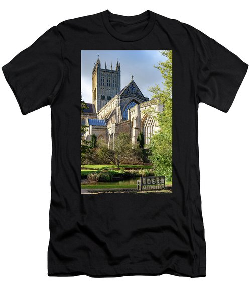 Wells Cathedral Men's T-Shirt (Athletic Fit)