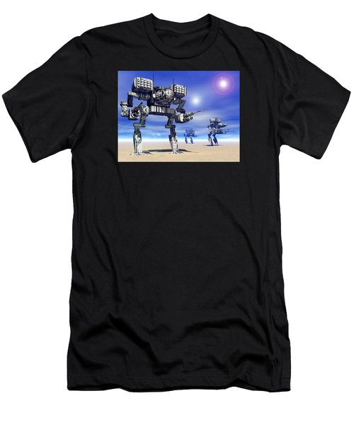501st Mech Trinary Men's T-Shirt (Athletic Fit)