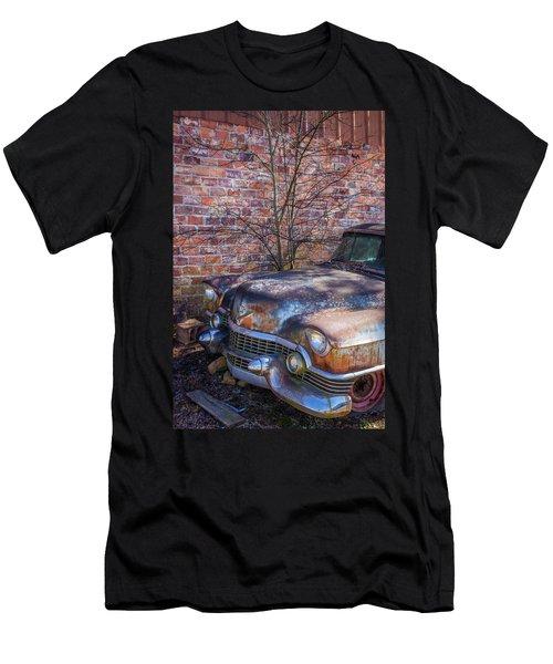 50s Cadillac Men's T-Shirt (Athletic Fit)
