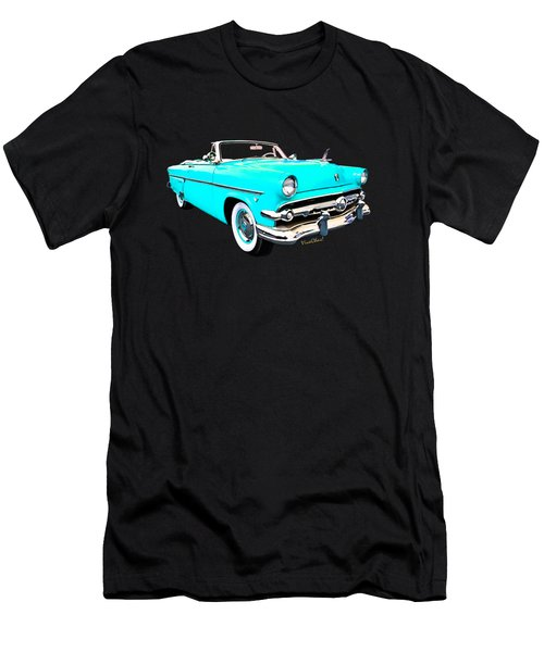 54 Ford Sunliner Date Night Saturday Night Men's T-Shirt (Athletic Fit)