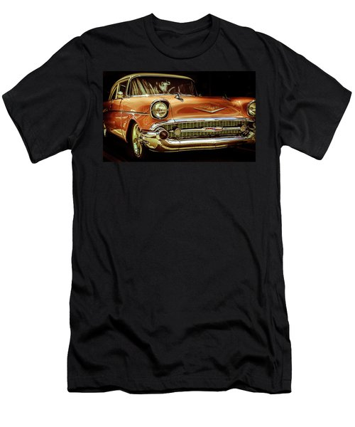 55 Chevy Men's T-Shirt (Athletic Fit)