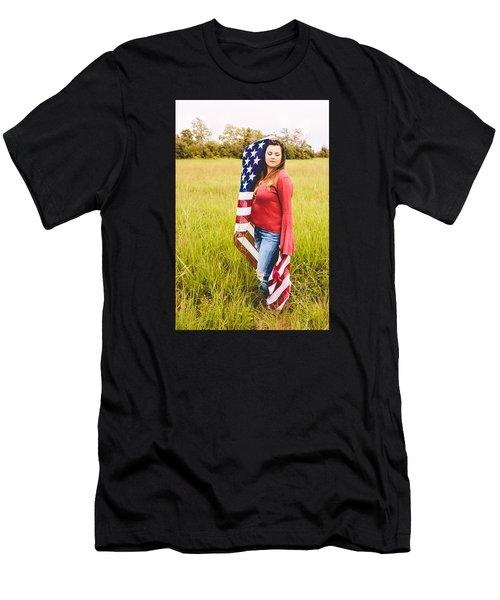 5624-2 Men's T-Shirt (Athletic Fit)