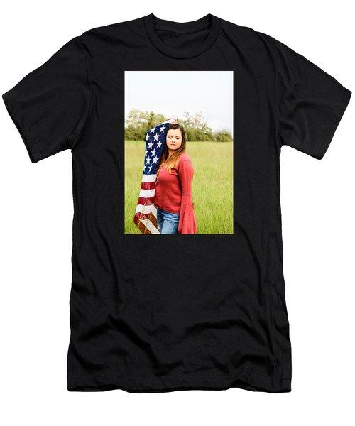 5626-2 Men's T-Shirt (Athletic Fit)