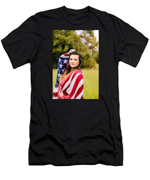 5633 Men's T-Shirt (Athletic Fit)