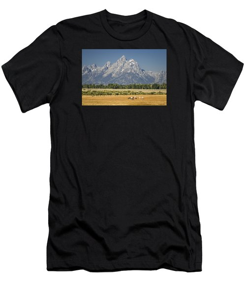#5687 - Wyoming Men's T-Shirt (Athletic Fit)