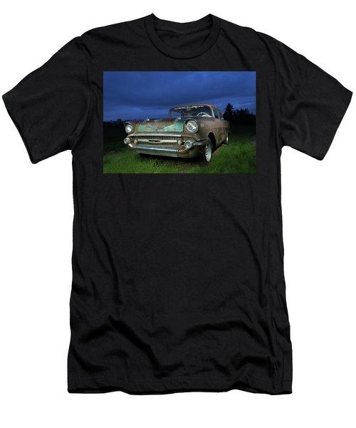 57' Chevrolet Men's T-Shirt (Athletic Fit)