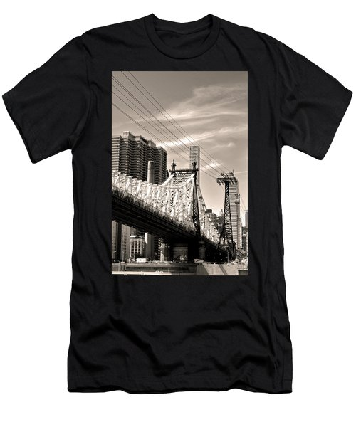 59th Street Bridge No. 4-1 Men's T-Shirt (Athletic Fit)