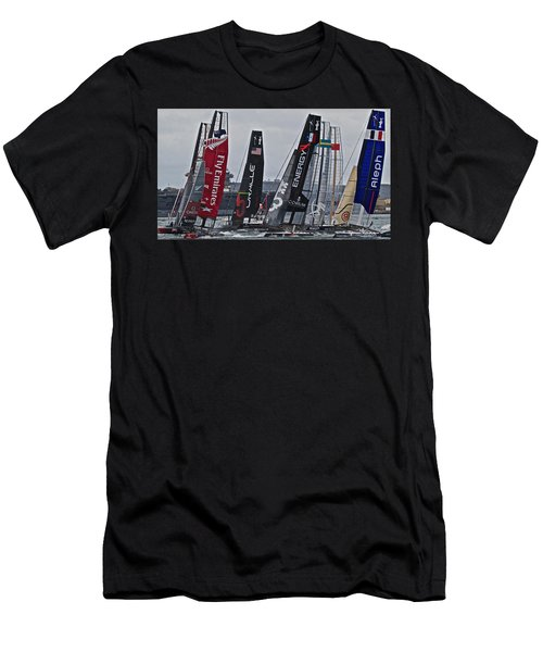 America's Cup World Series Men's T-Shirt (Athletic Fit)