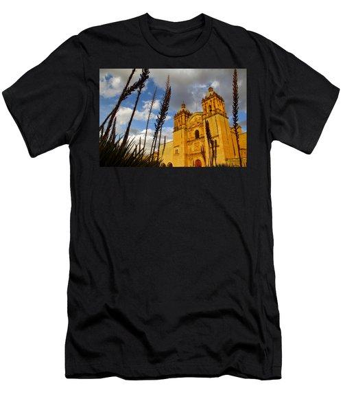 Oaxaca Mexico Men's T-Shirt (Athletic Fit)