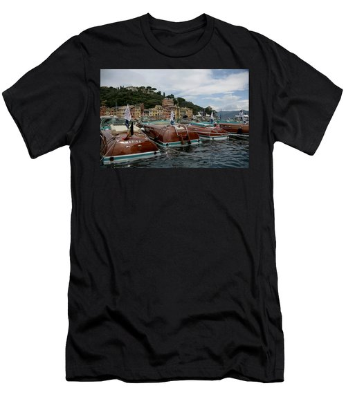 Riva Portofino Men's T-Shirt (Athletic Fit)
