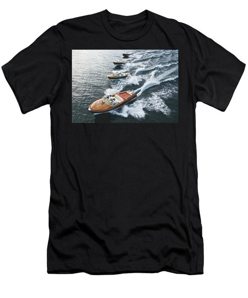 Riva Runabouts Men's T-Shirt (Athletic Fit)