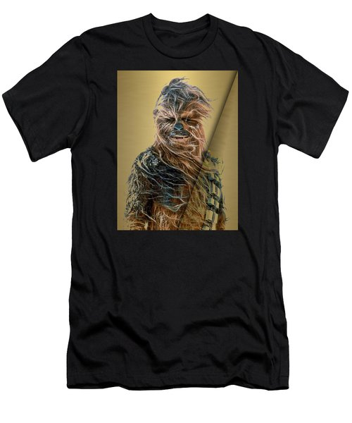 Star Wars Chewbacca Collection Men's T-Shirt (Athletic Fit)