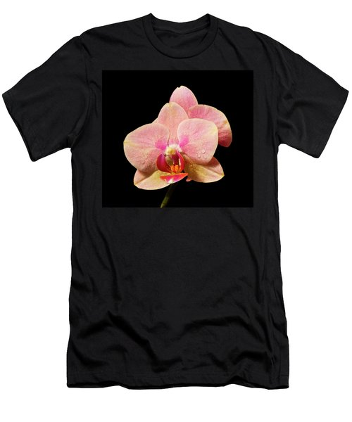 Stunning Orchids Men's T-Shirt (Athletic Fit)