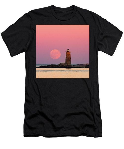 Super Moon 2016 Men's T-Shirt (Athletic Fit)