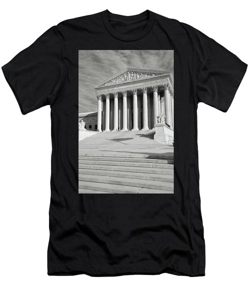 Supreme Court Of The Usa Men's T-Shirt (Athletic Fit)