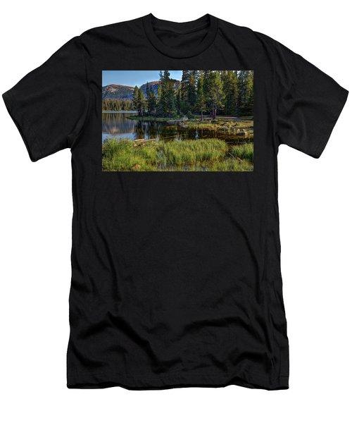 Uinta Mountains, Utah Men's T-Shirt (Slim Fit) by Utah Images