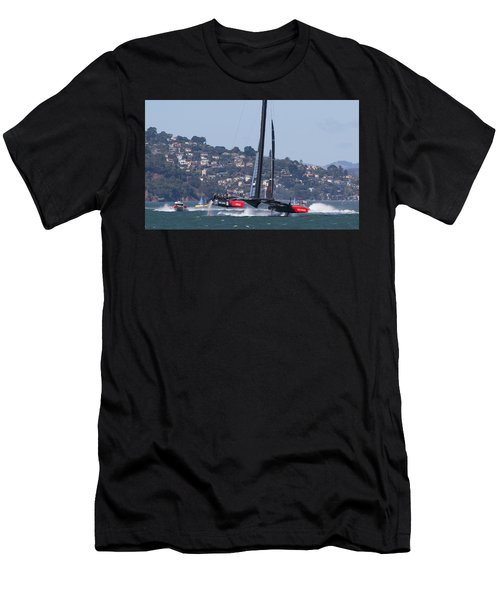 America's Cup 34 Men's T-Shirt (Athletic Fit)