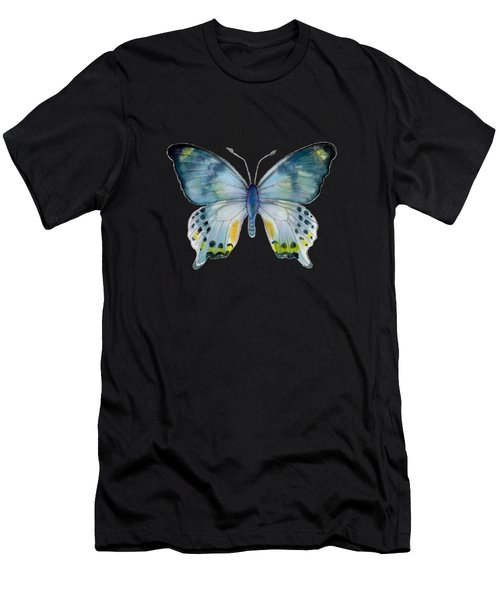 68 Laglaizei Butterfly Men's T-Shirt (Athletic Fit)