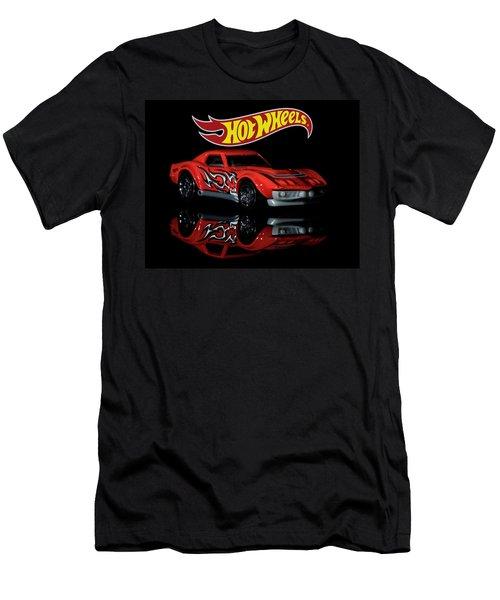 '69 Chevy Corvette-2 Men's T-Shirt (Athletic Fit)