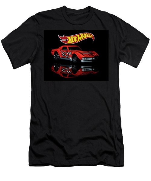 '69 Chevy Corvette-2 Men's T-Shirt (Athletic Fit)