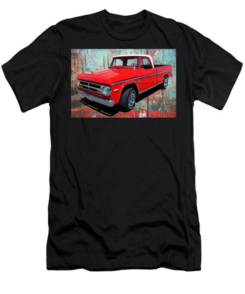 '70 Dodge Truck Men's T-Shirt (Slim Fit) by Victor Montgomery