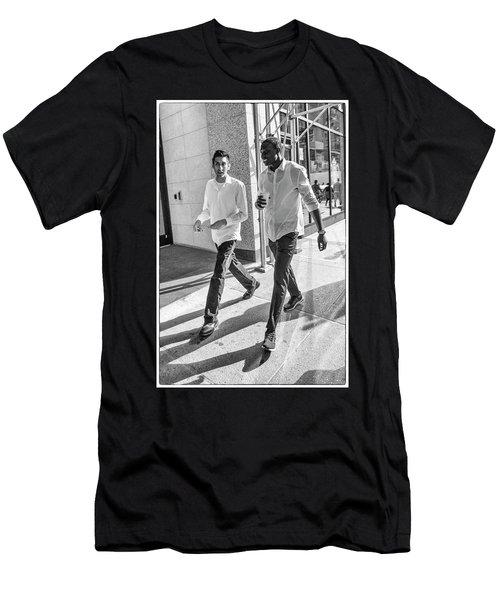 7th Aveune Manhattan. Men's T-Shirt (Athletic Fit)