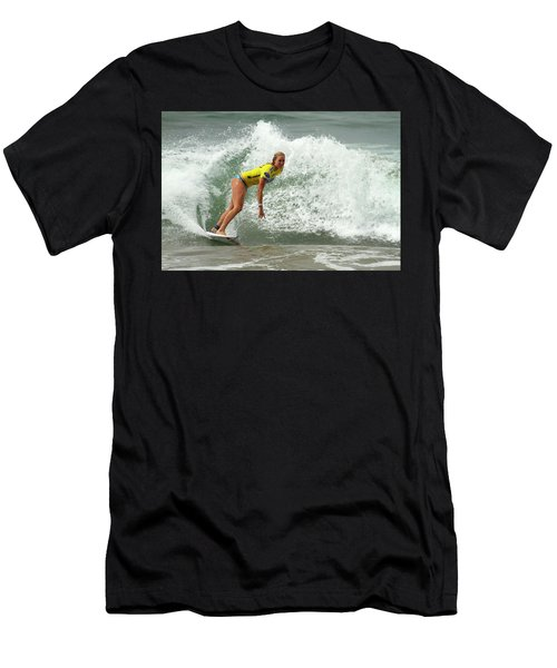 Bethany Hamilton Men's T-Shirt (Athletic Fit)