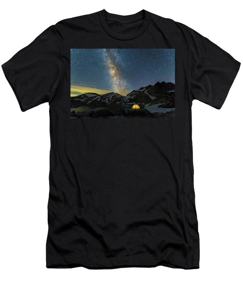 The Enchantments Men's T-Shirt (Slim Fit) by Evgeny Vasenev