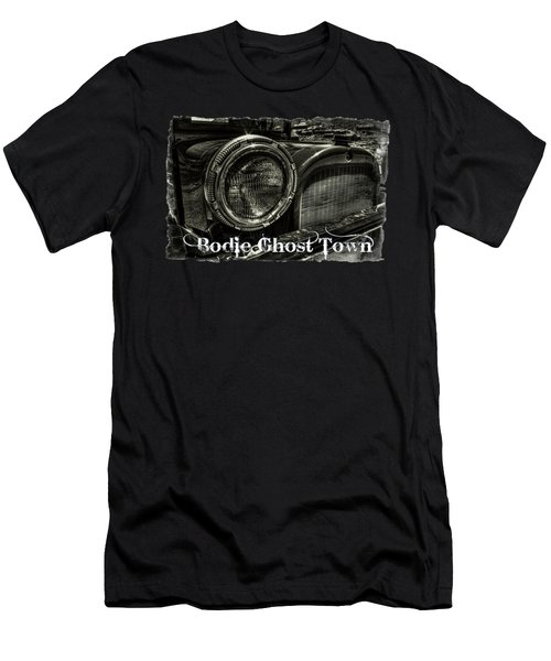 80 Year Old Truck At Bodie Ghost Town Men's T-Shirt (Athletic Fit)