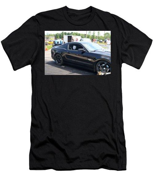 8627 06-15-2015 Esta Safety Park Men's T-Shirt (Athletic Fit)