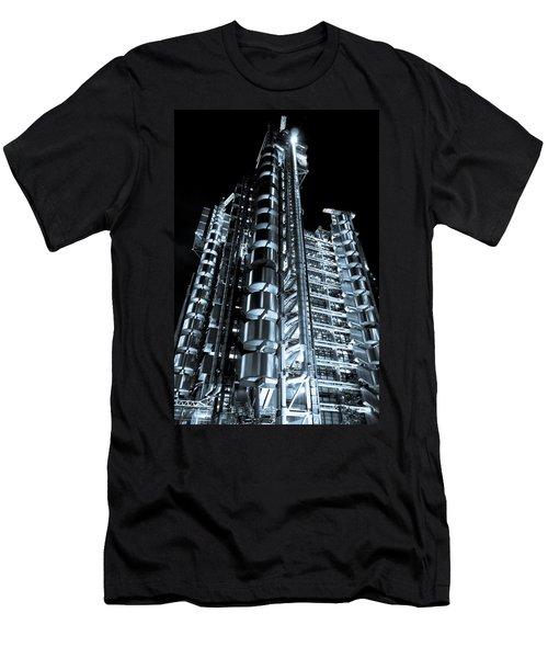 Lloyd's Building London Men's T-Shirt (Athletic Fit)