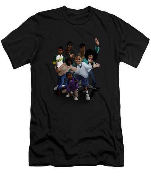 93 Till Men's T-Shirt (Athletic Fit)