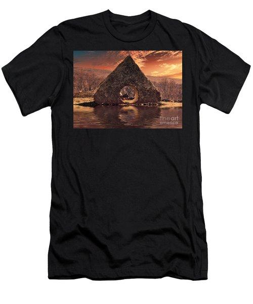 A A Men's T-Shirt (Athletic Fit)