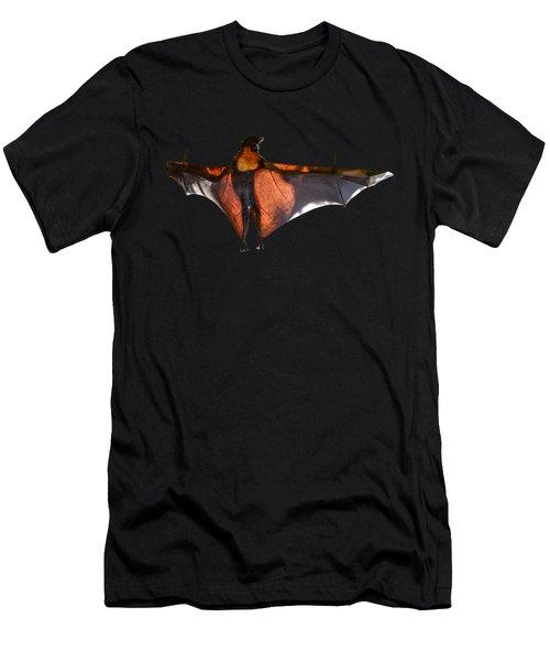 A Bat Wings Men's T-Shirt (Athletic Fit)