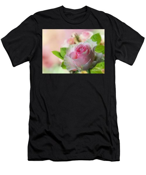 A Beautiful Rose Men's T-Shirt (Athletic Fit)