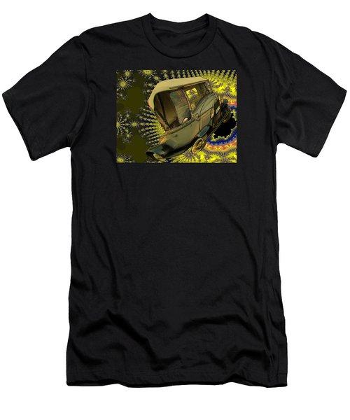 A Big Splash Men's T-Shirt (Athletic Fit)