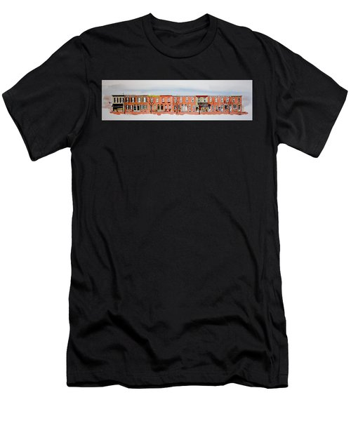 A Bit Of Scott Street  7x30 Men's T-Shirt (Athletic Fit)