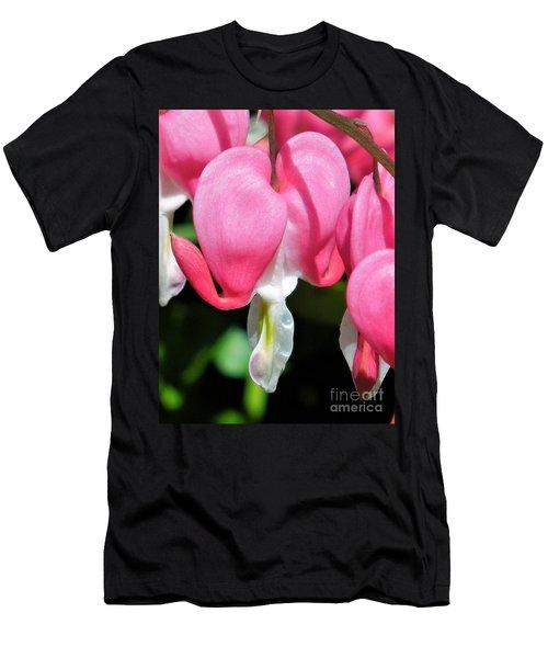 A Bleeding Heart Men's T-Shirt (Athletic Fit)