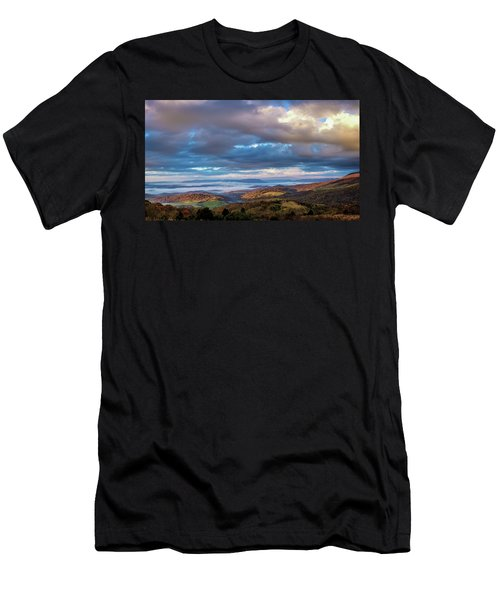 A Break In The Clouds Men's T-Shirt (Athletic Fit)