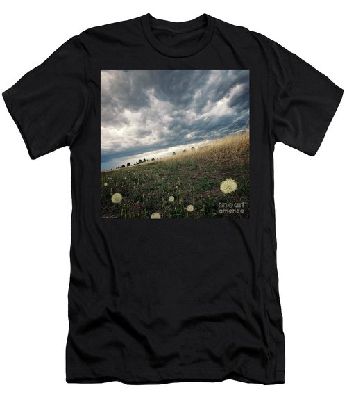 A Bug's View Men's T-Shirt (Athletic Fit)