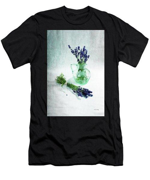 A Bundle And A Bouquet Men's T-Shirt (Athletic Fit)