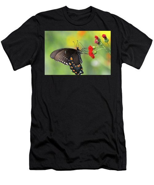 A Butterfly  Men's T-Shirt (Athletic Fit)