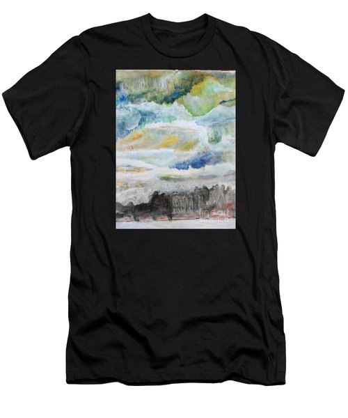 A Canvas I Seen Somewhere Men's T-Shirt (Athletic Fit)