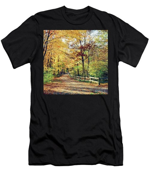 A Colorful Walk Men's T-Shirt (Athletic Fit)