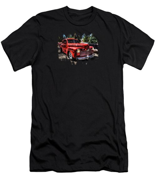 A Cool 46 Ford Coupe Men's T-Shirt (Athletic Fit)