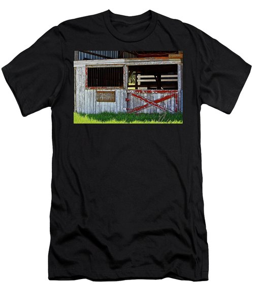 A Country Scene Men's T-Shirt (Athletic Fit)